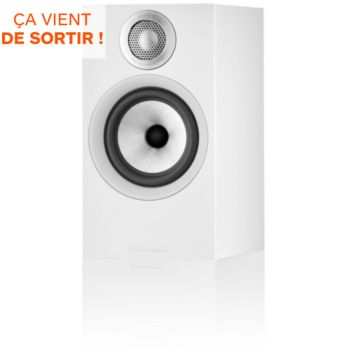 Bowers And Wilkins 607 S2 White