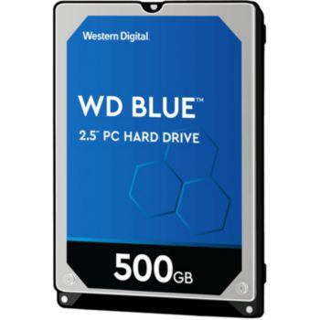 Western Digital Blue 500Go 5 400 tr/min 2.5''
