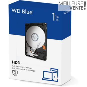 Western Digital 2.5'' 1To Laptop Blue sata