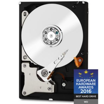 Western Digital 3.5'' 3To NAS Desktop RED