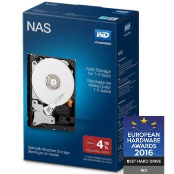 Western Digital 3.5'' 4To NAS Desktop RED