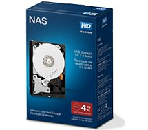 Disque dur interne Western Digital  3.5'' 4To NAS Desktop RED