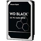 Disque dur interne Western Digital Int 3.5'' 1To Desktop Black
