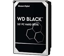 Disque dur interne Western Digital  3.5'' 1To Desktop Black