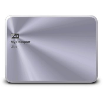 Western Digital 2,5'' 1To My Passport ultra Metal Editio