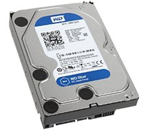 Disque dur interne Western Digital  Blue 1To 64Mo 3.5'' 5 400 tr/min
