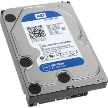 Western Digital Blue 1To 64Mo 3.5'' 5 400 tr/min
