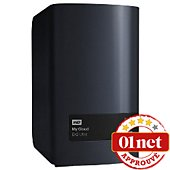 Serveur NAS Western Digital MY CLOUD EX2 ULTRA