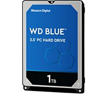 Disque dur interne Western Digital  Blue 1To 5 400 tr/min 2.5''