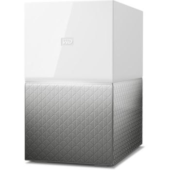 Western Digital 4To My Cloud Home Duo