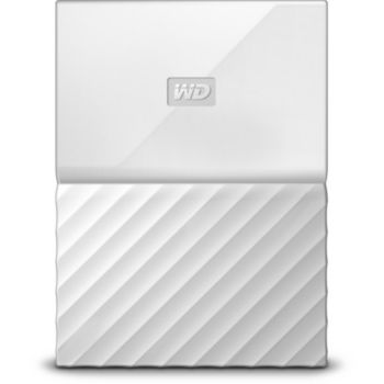 Western Digital 2.5'' 1To My Passport Blanc