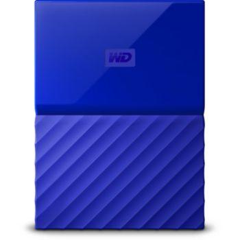 Western Digital 2,5'' 1 To My Passport Bleu