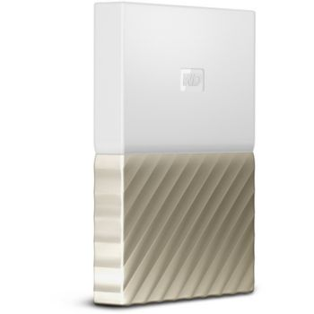 Western Digital 2,5'' 3To My Passport Ultra Gold