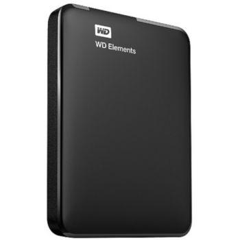 Western Digital 2.5 ELEMENTS PORTABLE 2TO NOIR