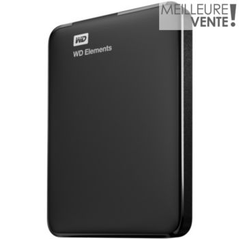 Western Digital 2.5'' 1.5To Elements