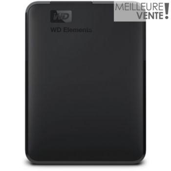 Western Digital 2.5'' 1To Elements USB3.0
