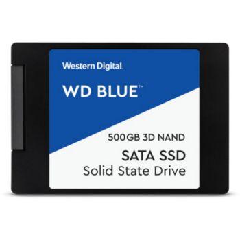 Western Digital interne Blue 500Go 2.5/7mm