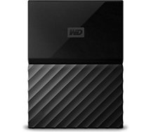 Disque dur externe Western Digital 2.5'' 2To My Passport Noir