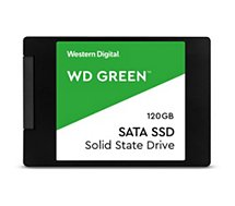 Disque SSD interne Western Digital  interne Green 120Go 2.5/7mm