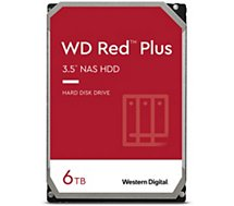 Disque dur interne Western Digital  Red NAS 6To 5 400 tr/min 3.5''