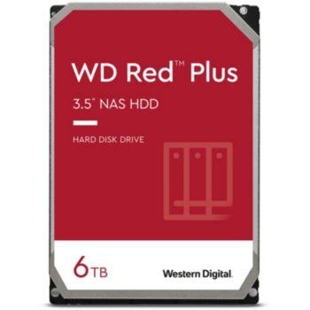 Western Digital Red NAS 6To 5 400 tr/min 3.5''