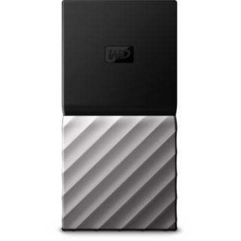 Western Digital My Passport 512Go SSD Silver