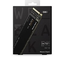 Disque SSD interne Western Digital  Black Interne 500Go SN750