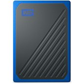 Disque SSD externe Western Digital SSD My Passport Go 1To Black / Cobalt