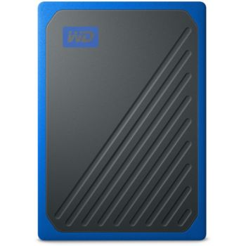 Western Digital SSD My Passport Go 1To Black / Cobalt