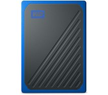 Disque SSD externe Western Digital  SSD My Passport Go 2To Black / Cobalt