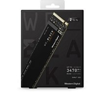 Disque SSD interne Western Digital  Black Interne 2To SN750 + Dissipateur