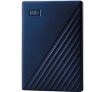 Disque dur externe Western Digital  My Passport for Mac 4To USB-C Blue