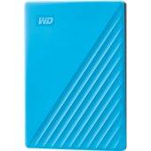 Disque dur externe Western Digital 2.5'' 2To My Passport bleu