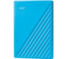 Disque dur externe Western Digital  2.5'' 2To My Passport bleu