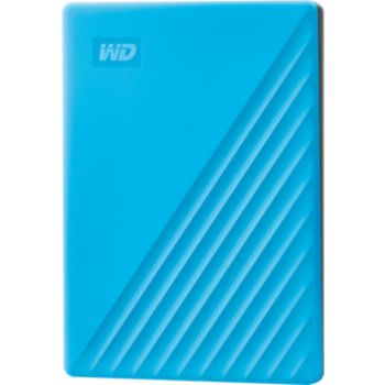 Western Digital 2.5'' 2To My Passport bleu