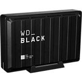 Disque dur externe Western Digital WD_Black 3.5'' 8ToD10 Game Drive Noir