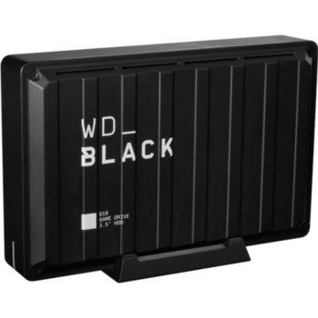 Western Digital WD_Black 3.5'' 8ToD10 Game Drive Noir