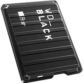 Disque dur externe Western Digital WD_Black 2.5'' 2To P10 Game Drive Noir