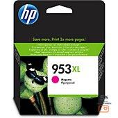 Cartouche d'encre HP N°953 XL magenta