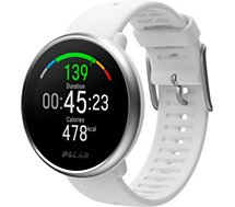 Montre sport Polar  IGNITE Blanc M/L