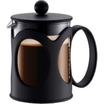 bodum cafeti re piston 4 tasses 0 5l noir cafeti re italienne boulanger. Black Bedroom Furniture Sets. Home Design Ideas
