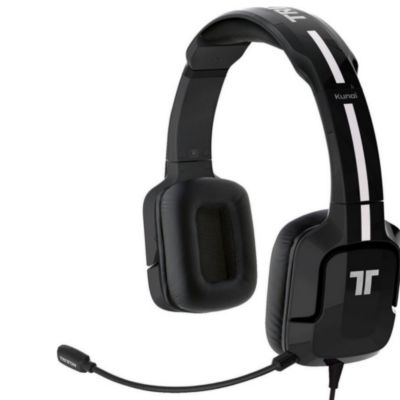 casque gamer tritton kunai pc noir univers pc gamingpascher. Black Bedroom Furniture Sets. Home Design Ideas
