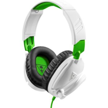 Turtle Beach Recon 70X Blanc Xbox One