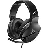 Casque gamer Turtle Beach Recon 200 PS4 XB Noir