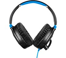 Casque gamer Turtle Beach Recon 70P Noir PS4