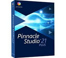 Logiciel de photo/vidéo Pinnacle  Pinnacle Studio 21 Plus ML EU
