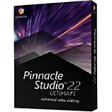 Logiciel de photo/vidéo Pinnacle  Studio 22 Ultimate ML EU