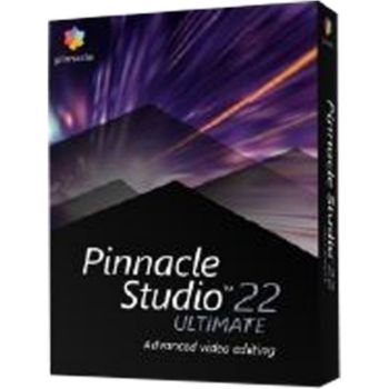 Pinnacle Studio 22 Ultimate ML EU