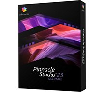 Logiciel de photo/vidéo Pinnacle  Studio 23 Ultimate