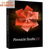 Logiciel de photo/vidéo Pinnacle Studio 24